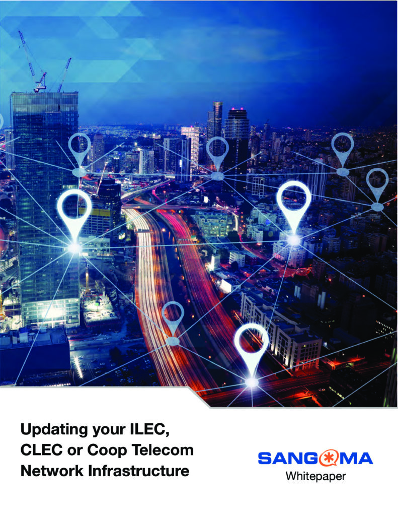 Updating your ILEC CLEC or COOP Telecom Network Infrastructure