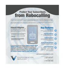 In-depth Robocall Mitigation Infographic