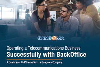 Operating a Telecommunications Business - Successfully with BackOffice